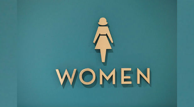 A Dallas ordinance allows anyone who identifies as female to use the women's restroom.