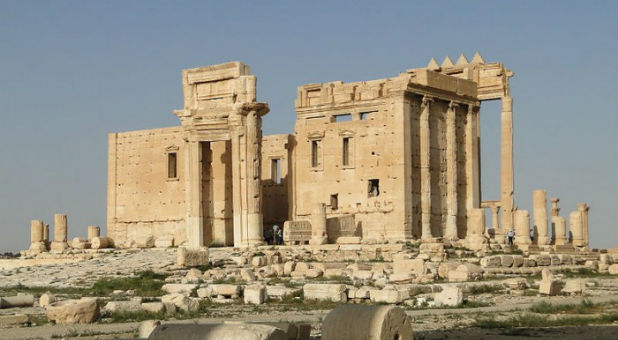 The Temple of Baal