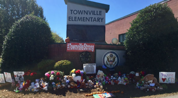 A 14-year-old gunman opened fire on Townville Elementary.