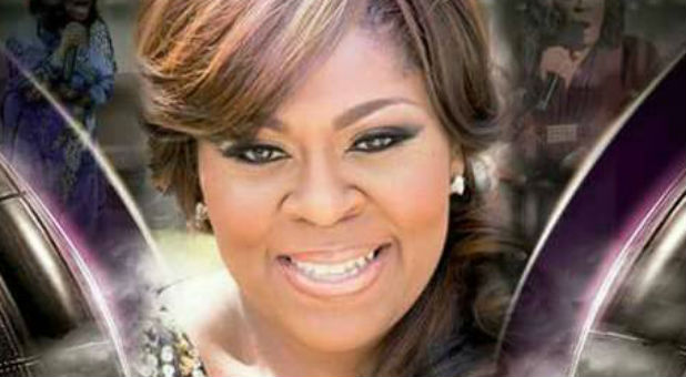 ORhonde Chapman says he stands with Kim Burrell.