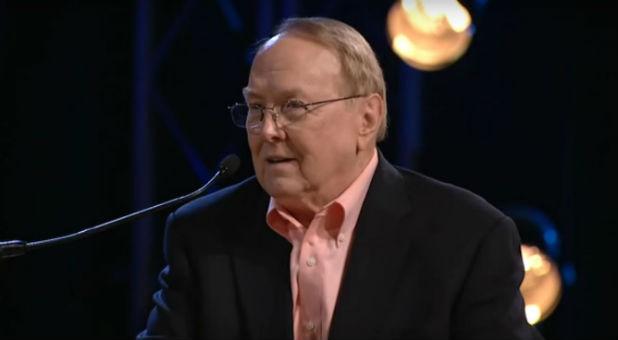 Dr. James Dobson recently celebrated 40 years in broadcasting.