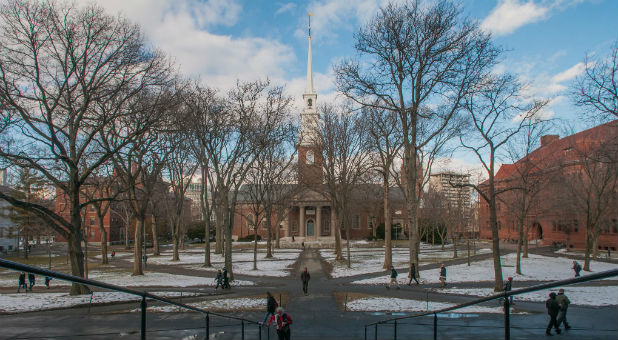 """The school-funded office for BGLTQ Student Life at Harvard University distributed a flier, telling students that """"for many people—cis and trans—gender expression, identity, and self-understanding can change from day to day."""""""