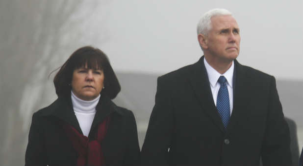U.S. Vice President Mike Pence and his wife Karen have been in the news recently.
