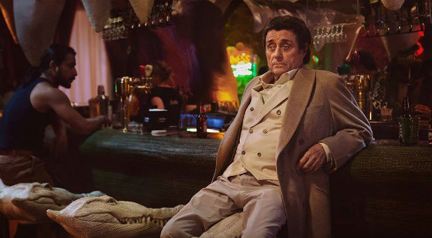A scene from the new Starz show, 'American Gods'