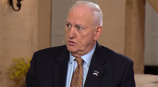 Family Research Council Vice President Army Lt. Gen. Jerry Boykin (ret.)