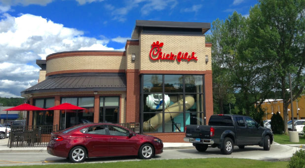 What's haunting Chick-fil-A?