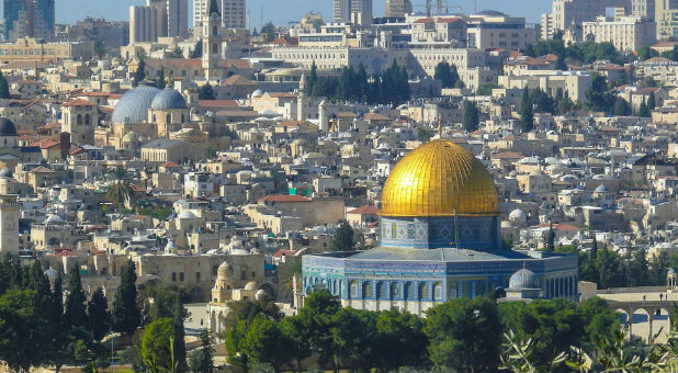 Israel is not going anywhere, and Jerusalem is the capital. End of subject. Let's move on to bigger, more important issues that concern us all.