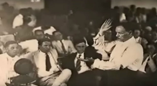 Ninety-two years ago an historic trial erupted on the national scene. The repercussions of the case reverberate throughout America to this very day, affecting every generation.