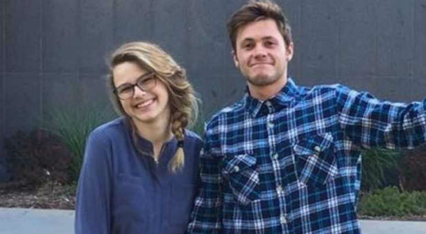 Austin Wesson and Rebekah Bouma didn't expect to meet their soulmates while performing missionary work in South Africa, but their romance blossomed soon after meeting in Wesson's home country.