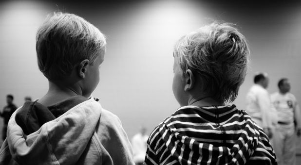 What should we teach children who are 3 and 4 years old about sex?