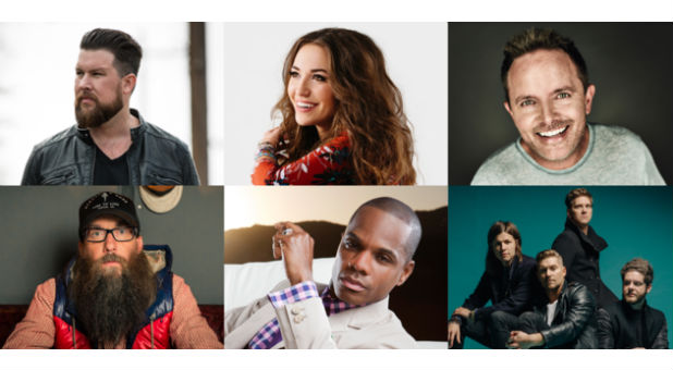 Some of the Dove Award nominees