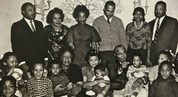 Martin Luther King Jr.'s Niece: Racism Must Die So America ...