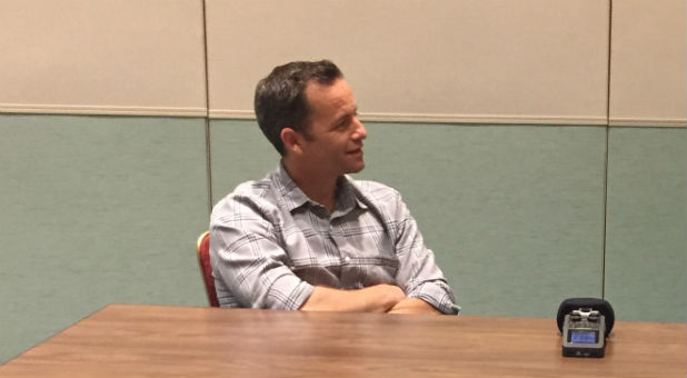 Kirk Cameron sat down for an interview with Charisma News.