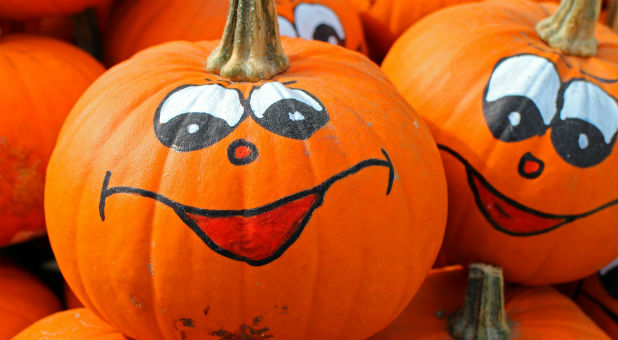 What's a Christian to do about Halloween?