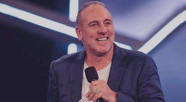 Hillsong founder Brian Houston