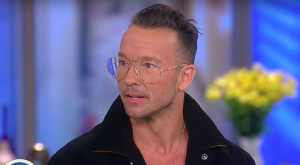 "Carl Lentz on ""The View"""