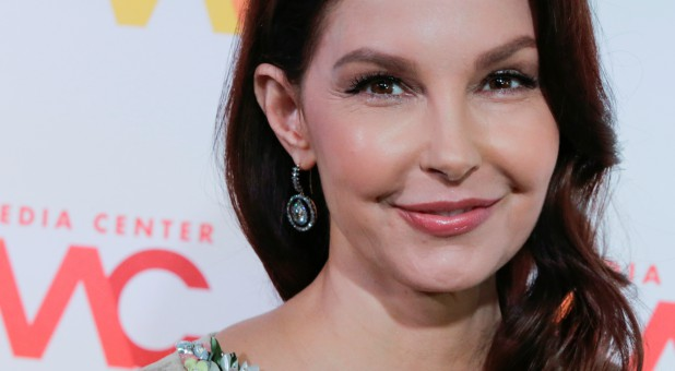 """Ashley Judd was one of the silence breakers named as Time's """"Person of the Year"""""""