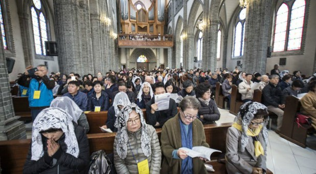 For many South Korean Christians, who support reunification, anything is possible with faith.
