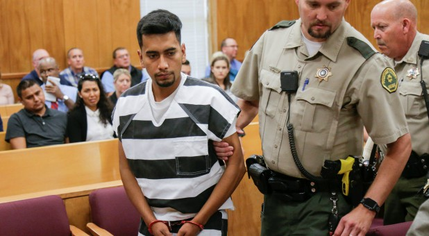Cristhian Rivera, 24, accused of killing University of Iowa student Mollie Tibbetts