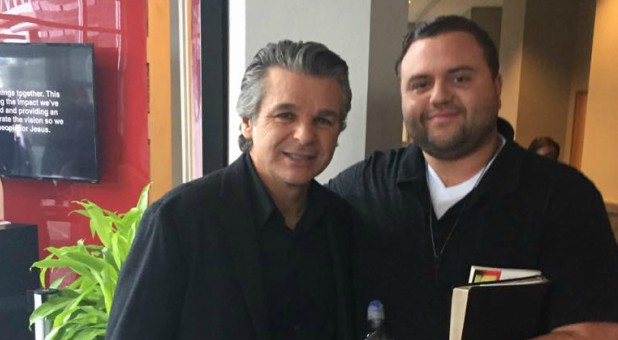 Jentezen Franklin and Jeffrey McCall